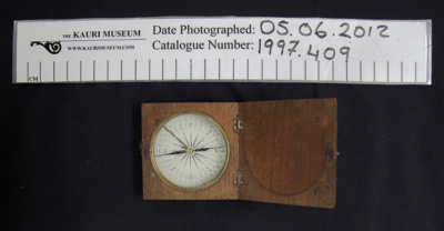Compass; early 20th Century; 1997_409