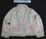 Bed Jacket; Unknown; Unknown; 2010_190_1