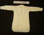 Boys dress shirt; Unknown; Unknown; 1989_138