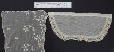 Haberdashery; Unknown; early 20th Century; 1991_679_1-8