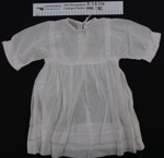 Baby dress; Unknown; c.1920's; 1993_282