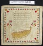 Handkerchief WW1; Unknown; c.1914-1918; 2004_89_2
