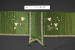 Mantle drape; Unknown; Unknown; 1982_875