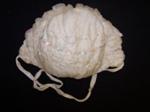 Baby bonnet; Unknown; Unknown; 1989_174