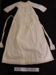 Christening gown; Unknown; Unknown; 2011_3_3