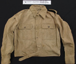 Uniform jacket WW2; Unknown; c.1939-1945; 2007_69_8