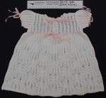 Baby dress and petticoat; Unknown; mid 20th Century; 2004_427_4_1-2