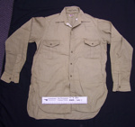 Shirt; Miller; Unknown; 2009_146_1