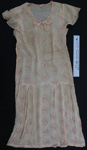 Dress c.1920-30's; Unknown; c.1920-30; 1990_813