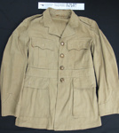 North Auckland Mounted Rifles Jacket; Unknown; c.1914-1945; 1999_399_1