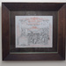 Framed Certificate 'The Great War 1914-1918'; Ministry of Defence; 1919; 2001_226