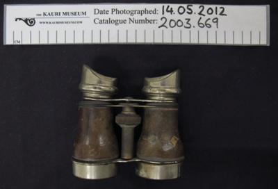 Binoculars; c.1914-1918; 2003_669