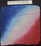 N.Z. Post silk scarf mid 1980's; Ma cherie; 1980's; 1994_103_3