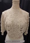 Irish crochet lace blouse c.1900's; Unknown; c.1900's; 1999_10
