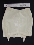 Girdle; Hickory; c.1950's; 2002_167_3