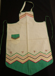 Apron; Manufacturer; Unknown; 2006_33_2