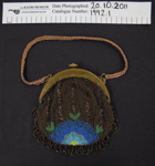 Beaded handbag; Unknown; early 20th Century; 1992_1