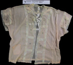Bed jacket; Em Hamerton and Noeline Hamerton; c.1940; 1999_56