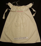 Baby gown; Unknown; Unknown; 1990_888_1-2