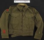 WW2 Military Jacket; Unknown; 1939-45; 2007_42_1