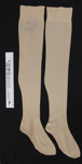 Nylon stockings; Unknown; Unknown; 2008_192_5