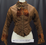 Blouse c. late 19th Century; William Rattray; c.1880's-1890's; 1982_821