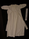 Baby gown; Unknown; Unknown; 1983_72