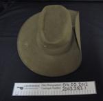 Akubra slouch hat ; Dunkerley Ltd; 1968; 2003_383_1