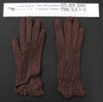 Gloves; Unknown; Unknown; 1981_57_1-2
