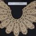 Bertha collar; Unknown; Unknown; 1990_820_3