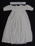 Baby gown; Unknown; c.1912; 2001_9_2