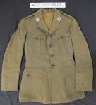 NZ NAMR uniform jacket; c.1914-18; 2002_429