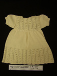 Child's dress; Unknown; Unknown; 2002_816