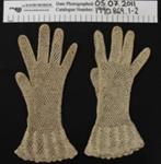 Gloves; Unknown; Unknown; 1990_869_1-2