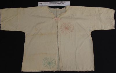 Bed Jacket; Unknown; c.1930's; 1983_135