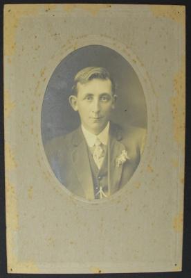 Photograph Linton Ball; 1917; 2011_91_6_1