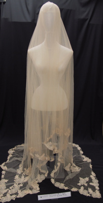 Bridal veil 1947; Unknown; 1947; 2005_99_5