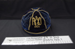 Rugby cap '1903 WRU'; J.A. Cooper; 1903; 2004_165_1
