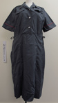 N.Z. Post Office uniform dress; Action Uniforms Ltd.; mid 20th Century; 2005_19_2-3