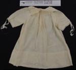 Child's dress; Margaret Cossar; c.1904; 2000_338