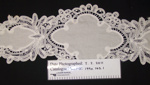 Table runner; Unknown; Unknown; 1990_743_1