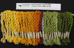 Embroidery thread; Dewhurts, slyko; 1830-1897; 1986_21_6