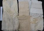 Garment remnants; Unknown; Unknown; 1991_239_1-26
