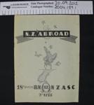 Newsprints WW2; The Weekly News; 1939-1945; 2004_189_1-3