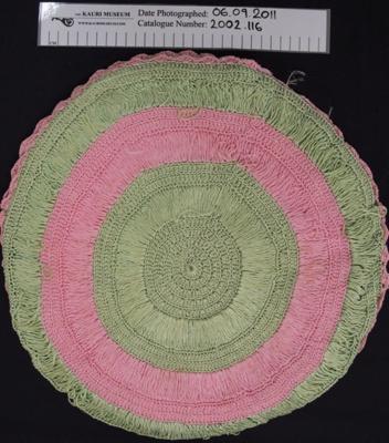 Night wear case; Elizabeth (Lizzie) Massey; mid 20th Century; 2002_116