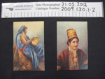 WW1 Postcards; Union Postale Universalle Egypte. Carte Postale; c.1915; 2009_130_1-2