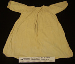 Child's dress; Unknown; Unknown; 1976_7