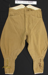 North Auckland Mounted Rifles Jodhpurs; Unknown; c.1914-1945; 1999_399_2