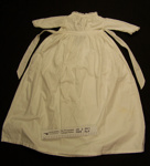 Baby gown; Unknown; Unknown; 1989_345