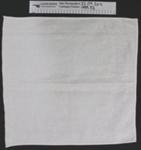 Damask napkin; Unknown; Unknown; 1999_73